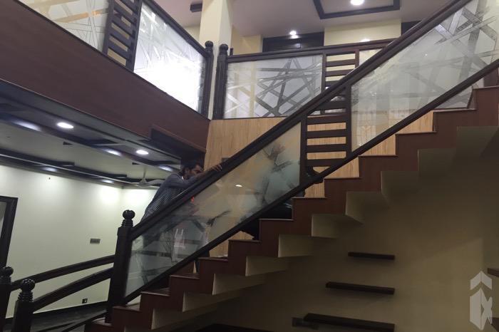 manikandan-staircase-railing