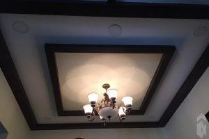false ceiling work
